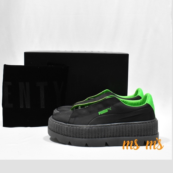 sale retailer e060e a170c NIB Puma Fenty by Rihanna Cleated Creeper SHOES Boutique